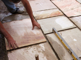 sandstone paving and pavers werribee